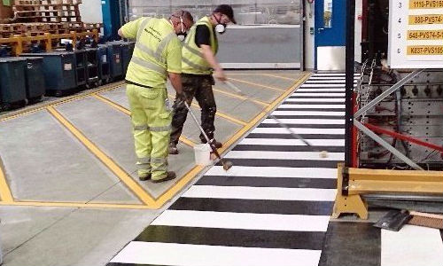 Laserline Road Marking Factory Marking