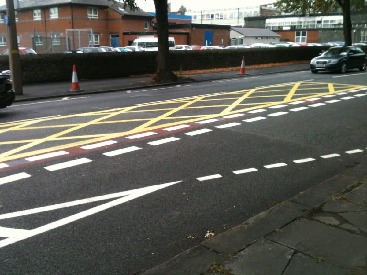 Laserline Road Marking Road Marking