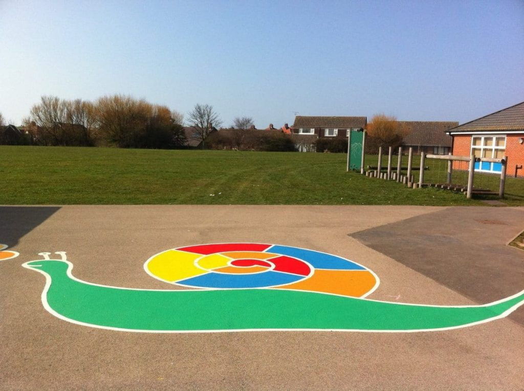 Laserline Road Marking Sports Courts & Playgrounds